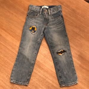 GAP Batman jeans!